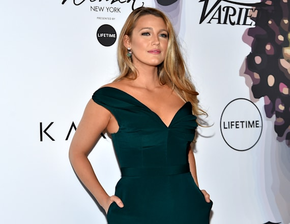 Blake Lively scolds reporter on red carpet