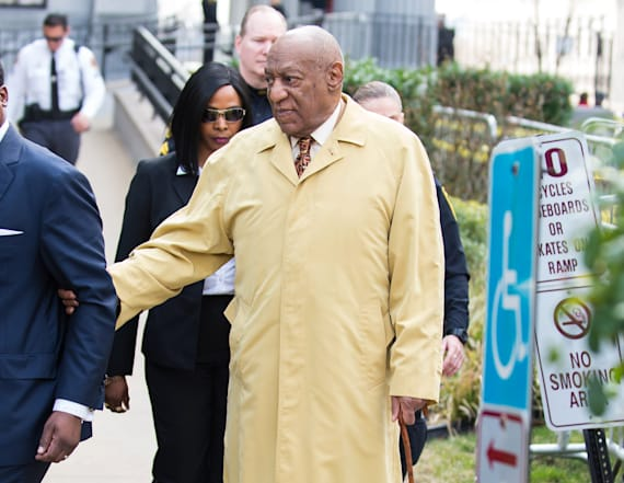 Footage of Bill Cosby raises serious health concerns