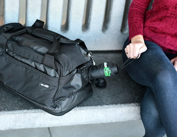 Get yourself the most innovative duffle bag ever