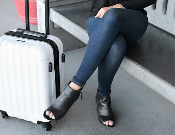 Invest in the most organized, chic carry-on