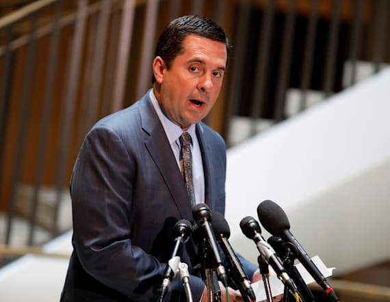 Nunes: Trump transition team was under surveillance