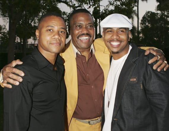 Cuba Gooding Jr. breaks silence on father's death