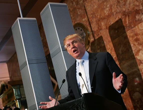 Trump brags about getting better ratings than 9/11