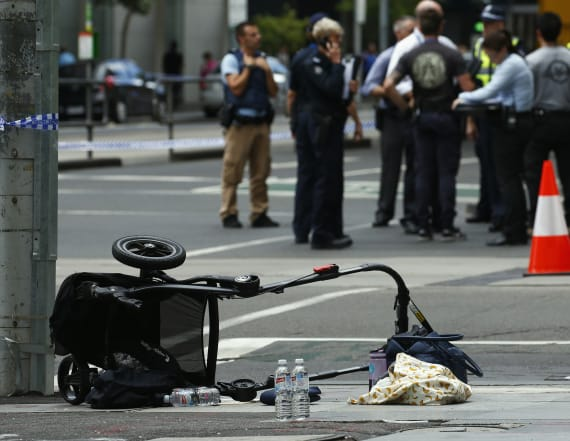 4 dead after Australian driver rams into pedestrians