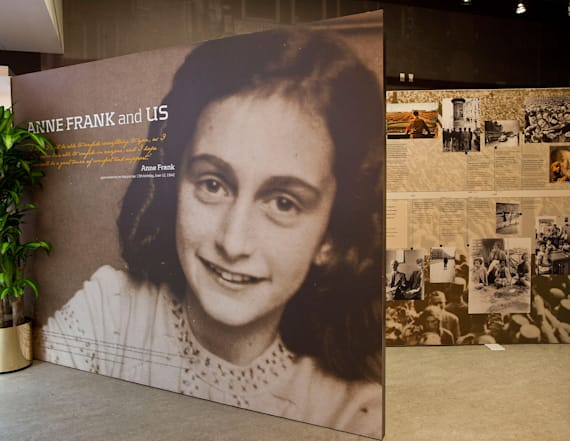 The Anne Frank center's director calls out Trump
