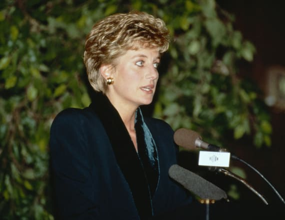 Princess Diana claimed sons were 'not really hers'