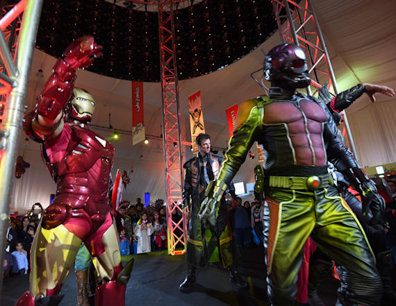 Saudi Arabia holds its first-ever Comic Con