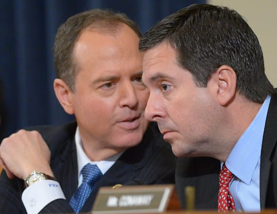 Schiff calls on Nunes to recuse himself from probe