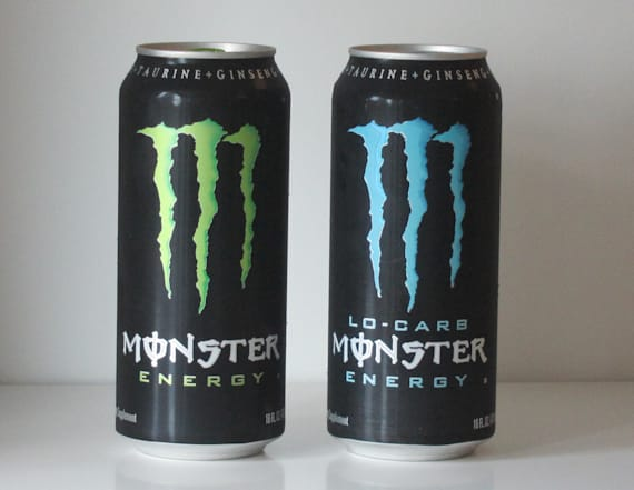 Monster Energy reportedly sued over teen's death