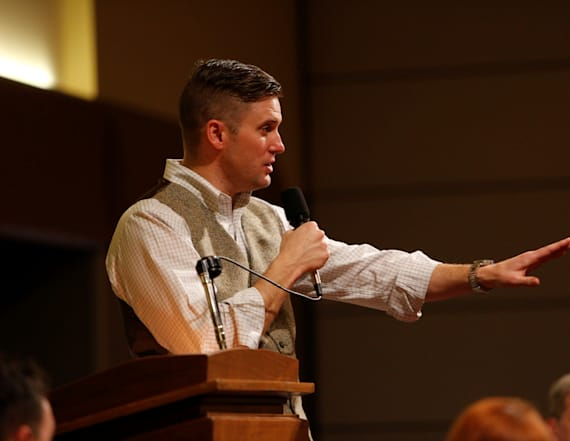 Newsweek issues apology for story on Richard Spencer