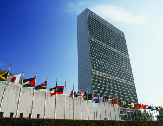 Congressman propose bill to leave UN