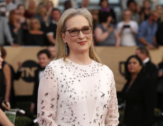 Meryl Streep rejects Oscar apology from designer