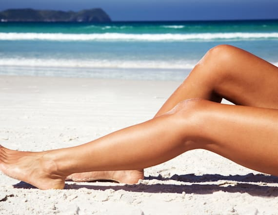 Fight cellulite with this natural tanner
