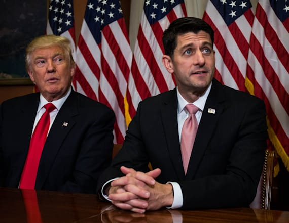 Ryan says Trump to address Congress Feb. 28