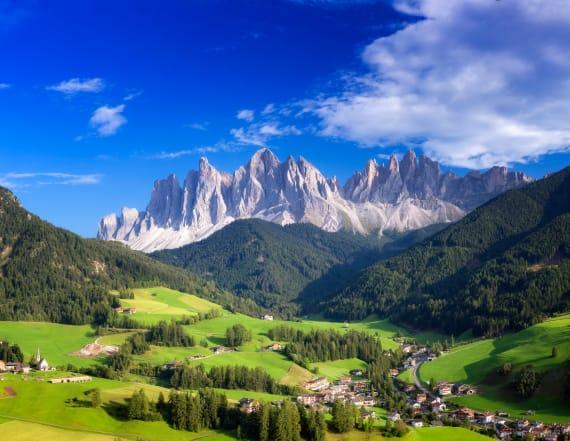 A gorgeous tour of the Alpines 1890