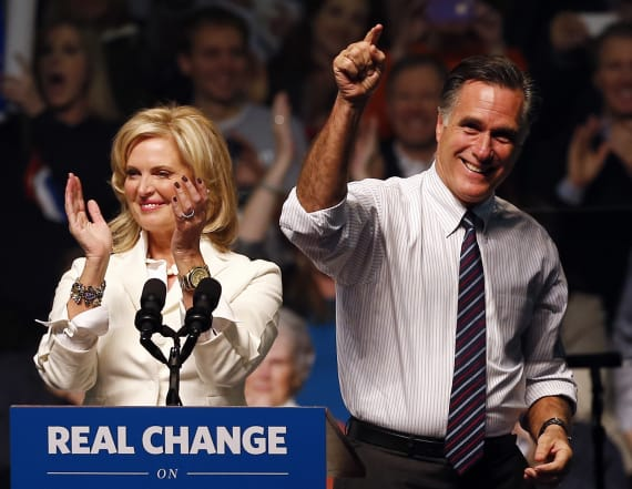 Ann Romney to lobby against Trump's NIH funding cuts