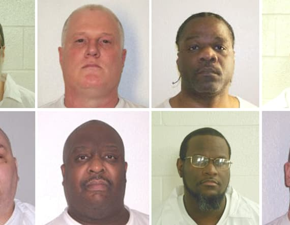 Judge temporarily halts second Arkansas execution