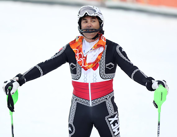 Mexican prince eyes title as oldest Winter Olympian