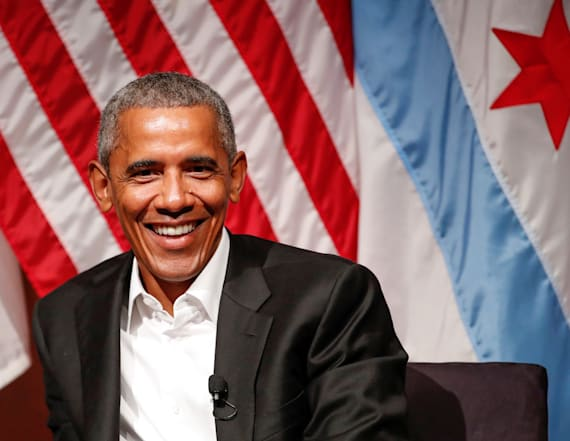 Twitter erupts after Obama's most recent appearance