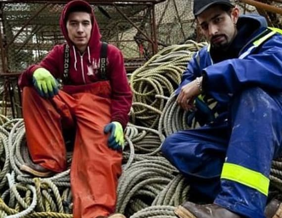 'Deadliest Catch' star Jacob Harris arrested