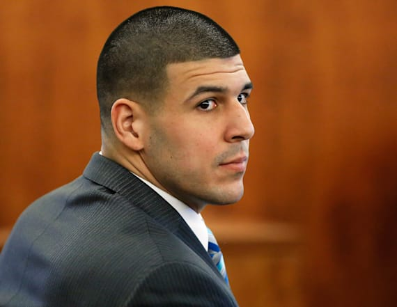 Hernandez was found with Bible verse written on head