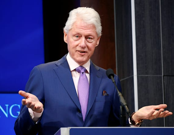 Why Bill Clinton joked about the Clinton Center