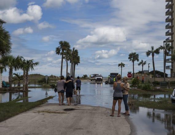 El Niño may return in 2017