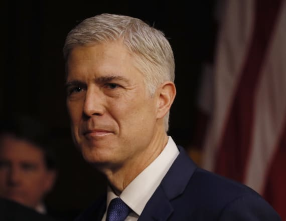 Gorsuch could help decide fate of hot-button issue