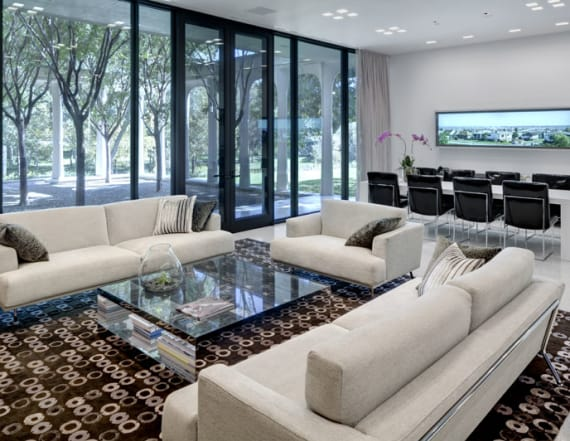 Check out this gorgeous $27.5M glass house in Dallas