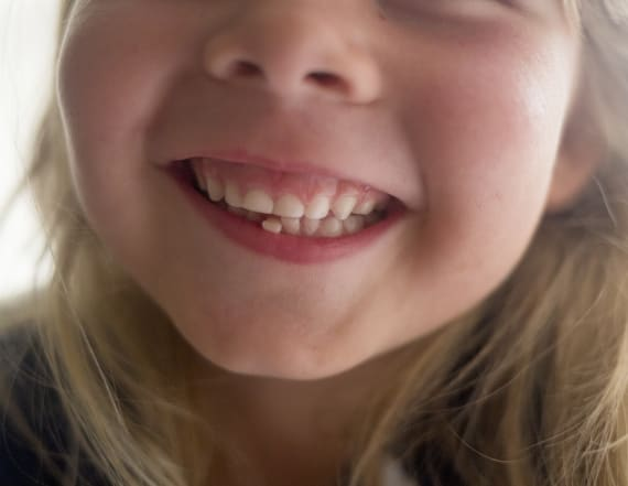 There's a new reason to keep your kid's baby teeth