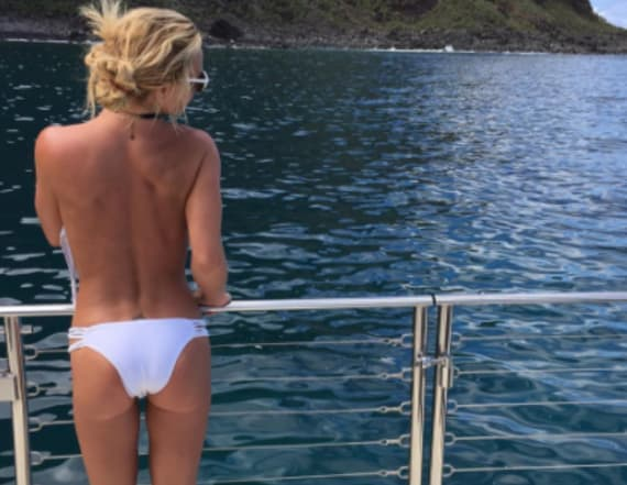 All of Britney Spears' most naked Instagrams