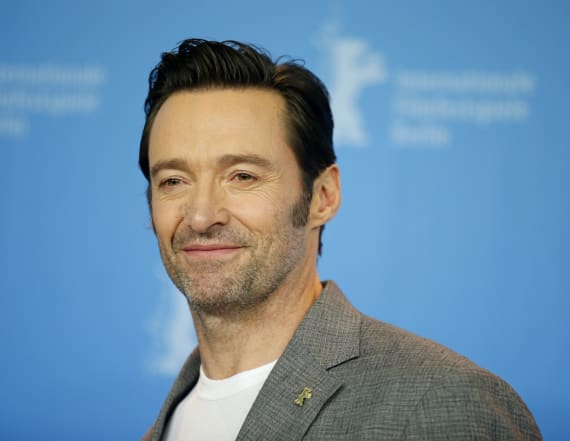 Hugh Jackman reveals NSFW film of him that exists