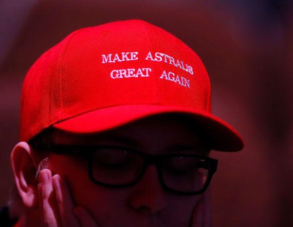 Trump supporters boycott halftime