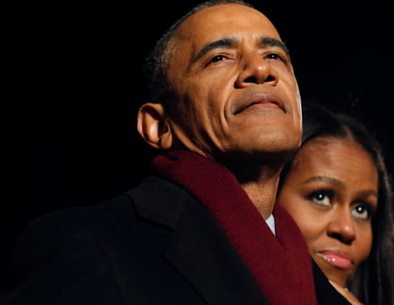 Obama's blunt take on being married to a president