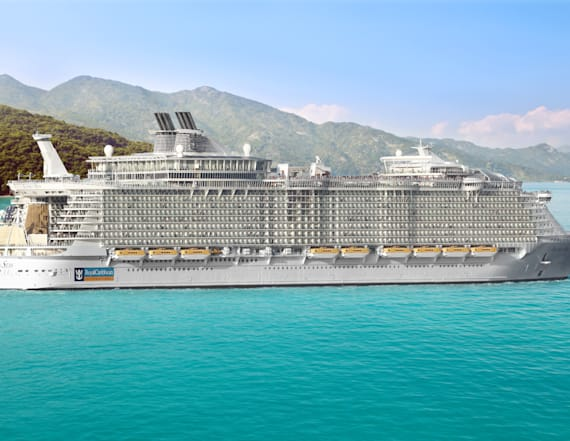 Royal Caribbean is hiring someone to sail the world