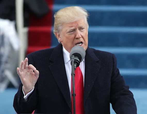 Hollywood reacts to Donald Trump's inauguration