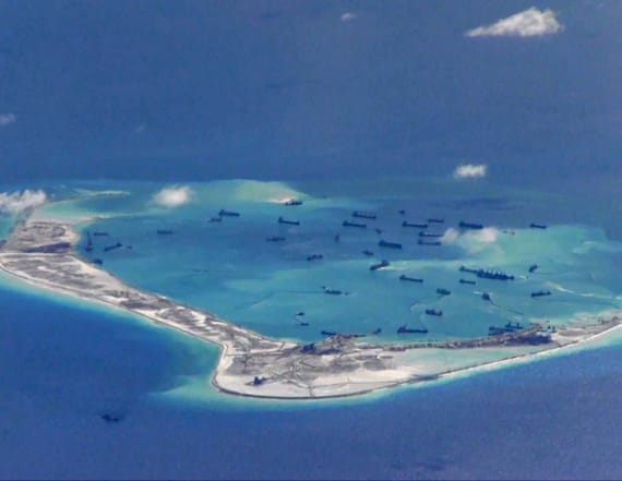 Officials: Missiles could be housed in S. China Sea