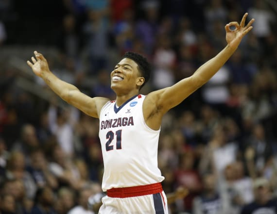 Gonzaga crushes Xavier, reaches first Final Four