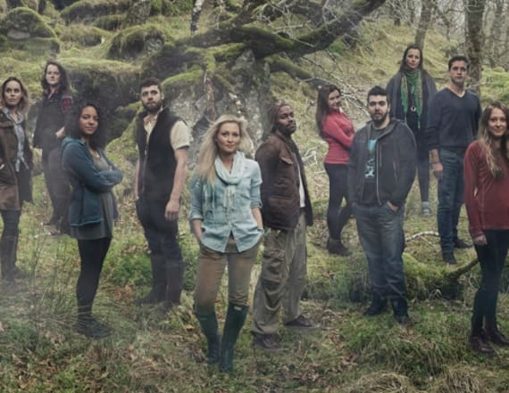 Reality show leaves contestants in wilderness