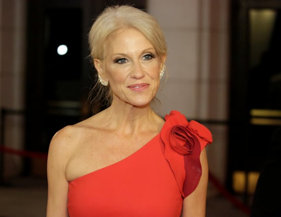 Conway says Trump will not release tax returns
