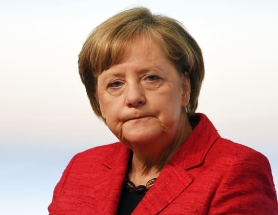 Report: Russian DNC hackers are targeting Merkel