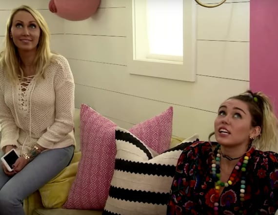 Miley Cyrus' family stars in reality show