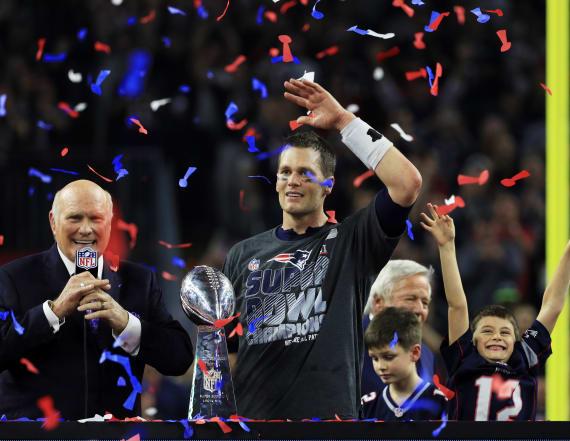 Tom Brady shares emotional celebration with sick mom
