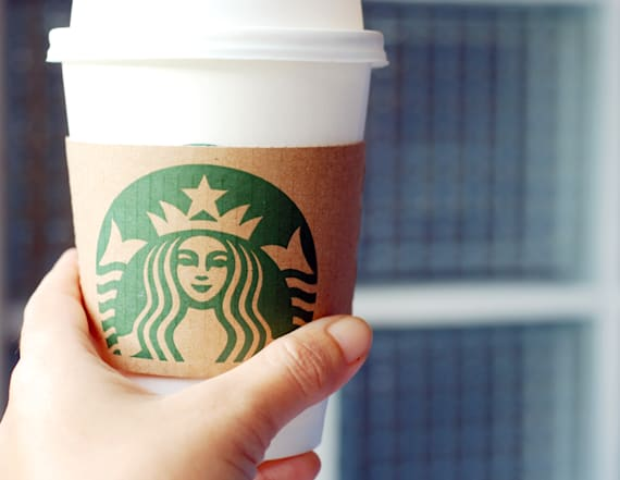 Starbucks just added healthiest item ever to menu