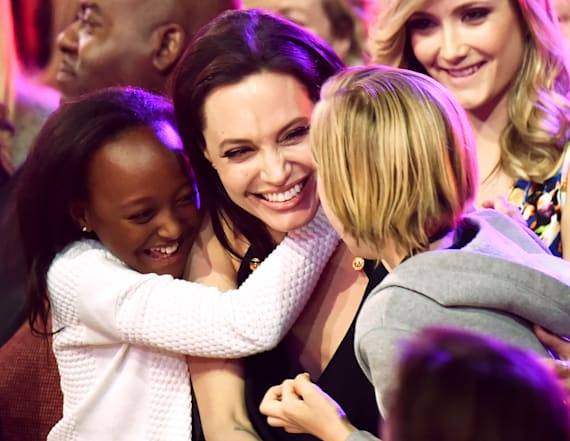 Angelina Jolie faces another major family issue