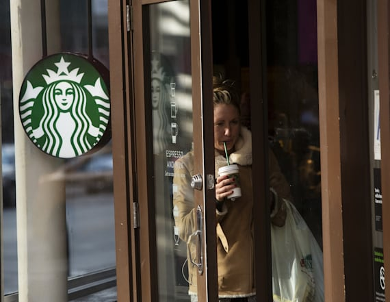 Starbucks to hire 15,000 veterans after backlash