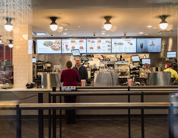 The 10 fast-food chains Americans love
