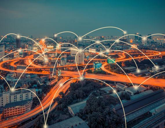 Genius map reveals Wi-FI in airports around world