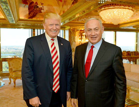 Trump invites Netanyahu to Washington
