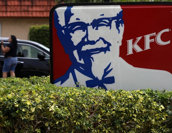 KFC debuts newest celebrity colonel
